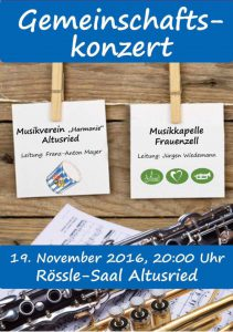 Konzert Altusired