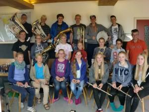 Jungmusikerausflug 2015