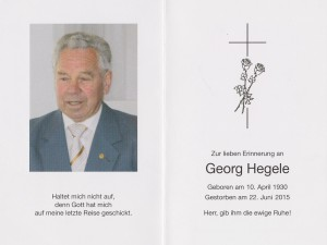 Georg Hegele